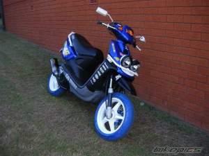 Yamaha Zuma modification (4)
