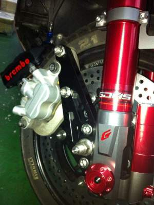Yamaha Zuma modification (4)