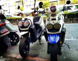 Yamaha Zuma modification (42)