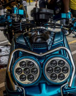 Yamaha Zuma modification (47)