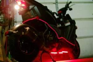 Yamaha Zuma modification (5)