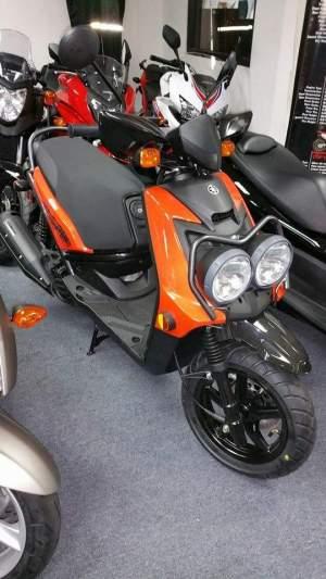 Yamaha Zuma modification (52)