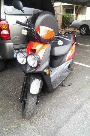Yamaha Zuma modification (53)