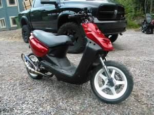 Yamaha Zuma modification (55)