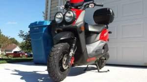Yamaha Zuma modification (56)