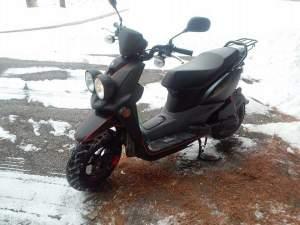 Yamaha Zuma modification (59)
