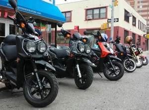 Yamaha Zuma modification (62)