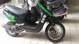 Yamaha Zuma modification (64)