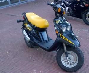 Yamaha Zuma modification (65)