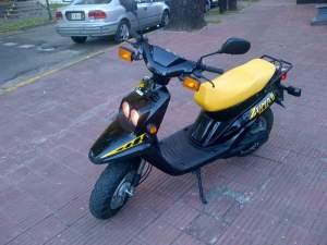 Yamaha Zuma modification (67)