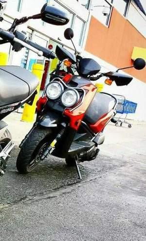 Yamaha Zuma modification (69)