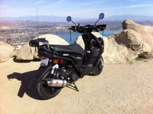 Yamaha Zuma modification (7)