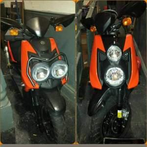 Yamaha Zuma modification (80)