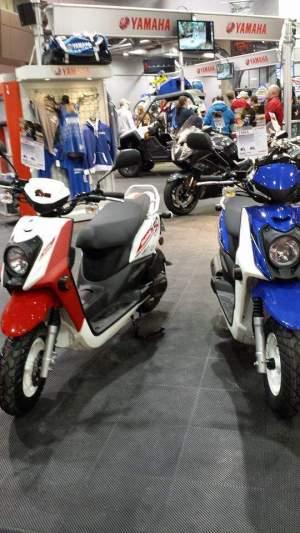 Yamaha Zuma modification (83)