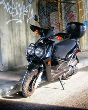 Yamaha Zuma modification (84)