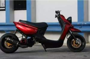 Yamaha Zuma modification (91)