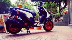 Yamaha Zuma modification (9)