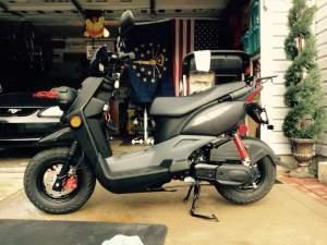 Yamaha Zuma modification (98)