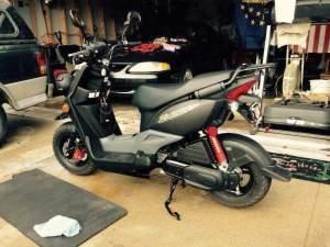Yamaha Zuma modification (99)