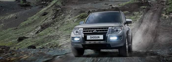 Mitsubishi Shogun (2)