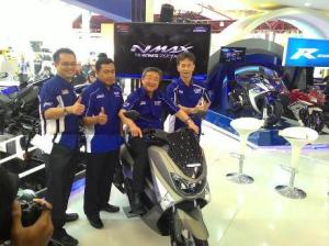 New Yamaha NMAX non ABS (2)