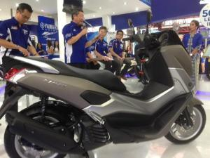 New Yamaha NMAX non ABS (6)