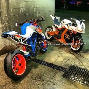 SuperDuke & RC8