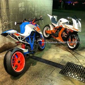 SuperDuke & RC8