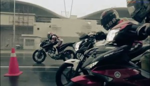 vixion vs cb150r, satria fu vs mx king 8l