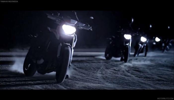 Yamaha MT Series Nakedvolution11
