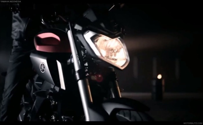 Yamaha MT Series Nakedvolution3