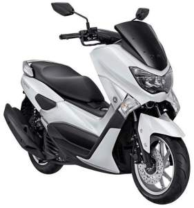 Yamaha NMAX non ABS warna  putih