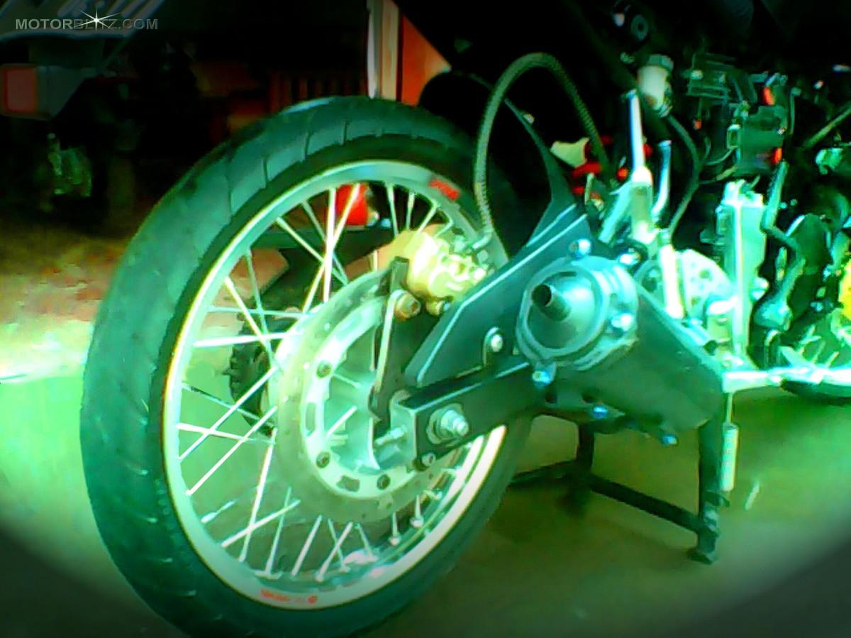 modifikasi byson roda kecil terbaru
