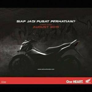 honda sonic 150 Indonesia