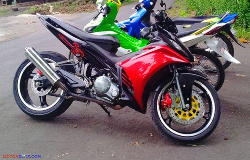 jupiter mx modifikasi