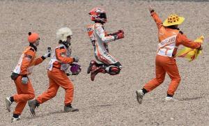 Sachsenring motogp 2015'