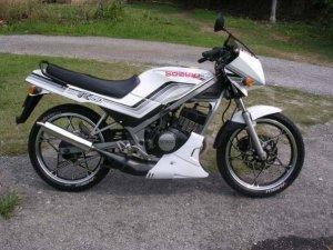 Suzuki Phanter TXR 150R