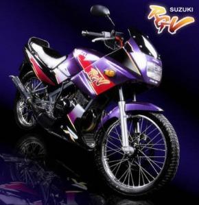 Suzuki RG-V 150 Megatone thai