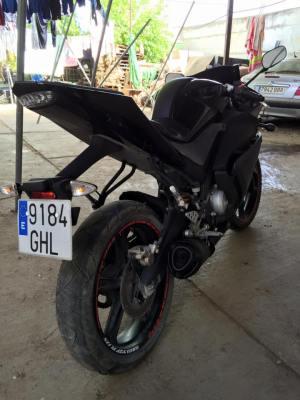 Yamaha R125 asli (18)