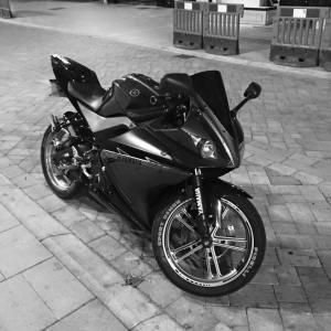Yamaha R125 asli (29)
