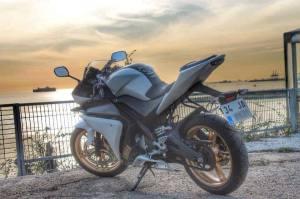 Yamaha R125 asli (3)