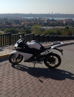 Yamaha R125 asli (39)