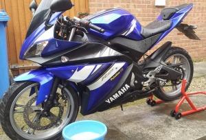 Yamaha R125 asli (5)