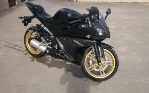 Yamaha R125 asli