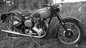 1948 Model VH 500cc Ariel Red Hunter