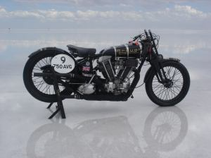 Brough superior de