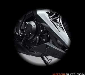 cover mesin sonic 150