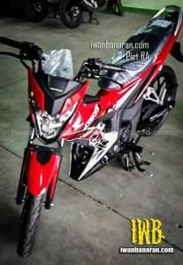 Honda sonic 150 Agustus 2015 (2)