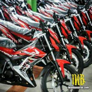 Honda sonic 150 Agustus 2015 (8)