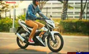 Honda sonic 150R 12